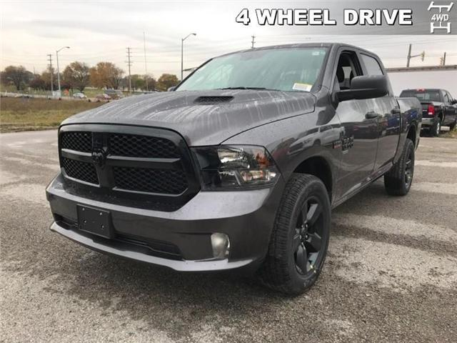 2019 RAM 1500 Classic ST (Stk: T18486) in Newmarket - Image 1 of 17