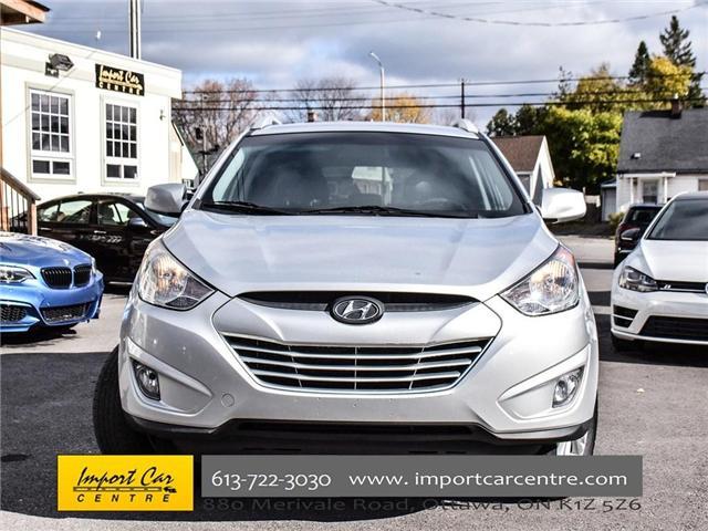 2012 Hyundai Tucson GLS (Stk: 519596) in Ottawa - Image 2 of 20