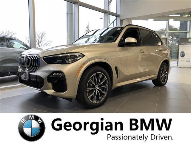 2019 BMW X5 xDrive40i (Stk: B19043) in Barrie - Image 1 of 16