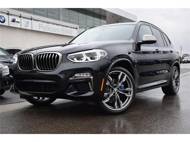 2019 BMW X3 M40i (Stk: 9Z05673) in Brampton - Image 1 of 12