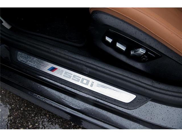 2018 BMW M550i xDrive (Stk: P5652) in Ajax - Image 8 of 22