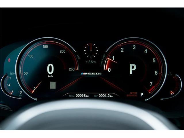 2018 BMW M550i xDrive (Stk: P5652) in Ajax - Image 11 of 22