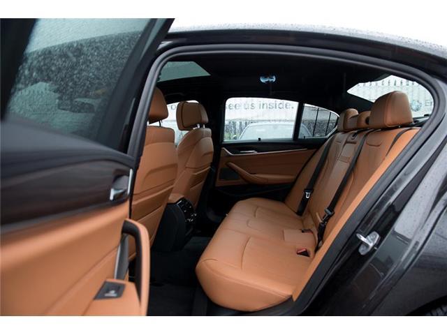 2018 BMW M550i xDrive (Stk: P5652) in Ajax - Image 21 of 22