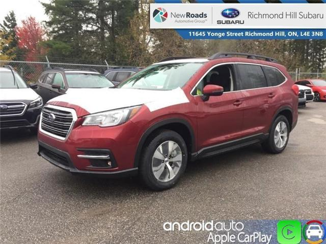 2019 Subaru Ascent Touring (Stk: 32236) in RICHMOND HILL - Image 1 of 19