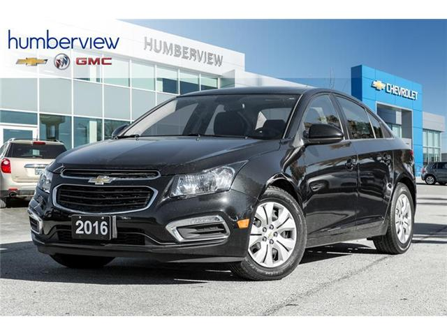 2016 Chevrolet Cruze Limited 1LT (Stk: 18CZ163A) in Toronto - Image 1 of 21