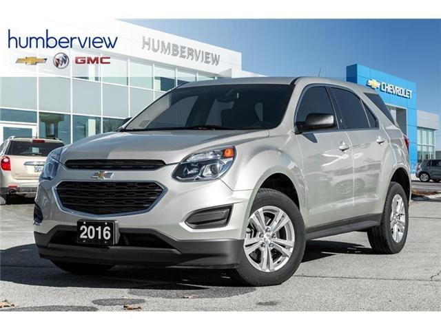 2016 Chevrolet Equinox LS (Stk: A9L040A) in Toronto - Image 1 of 20