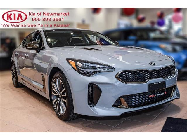 2019 Kia Stinger GT-Line (Stk: 190107) in Newmarket - Image 2 of 20