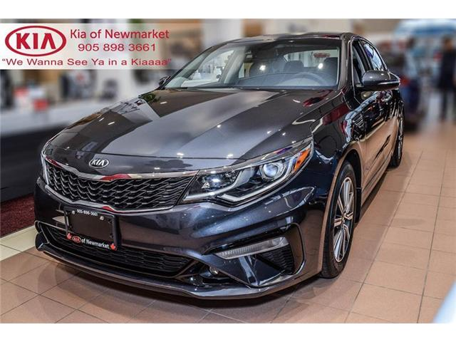 2019 Kia Optima EX (Stk: 190150) in Newmarket - Image 1 of 15