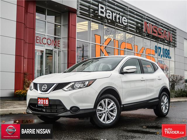 2018 Nissan Qashqai S (Stk: 18744A) in Barrie - Image 1 of 12