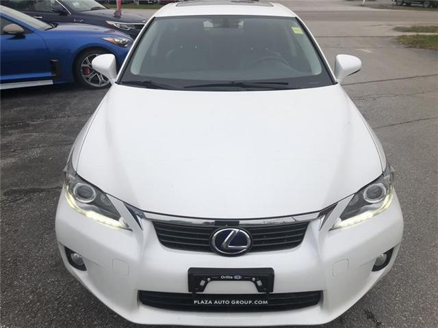 2012 Lexus CT 200h Base (Stk: KU622) in Orillia - Image 2 of 21