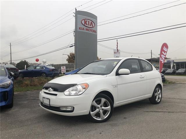 2011 Hyundai Accent  (Stk: KU623) in Orillia - Image 1 of 19