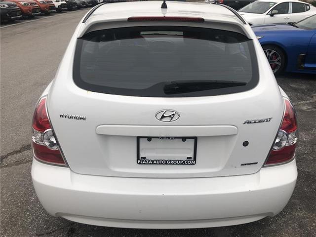 2011 Hyundai Accent  (Stk: KU623) in Orillia - Image 6 of 19