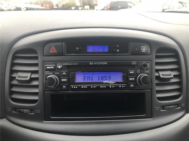 2011 Hyundai Accent  (Stk: KU623) in Orillia - Image 13 of 19