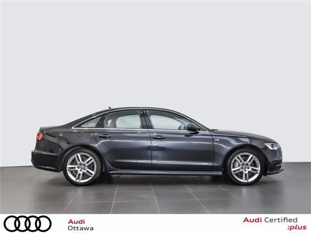 2016 Audi A6 2.0T Progressiv (Stk: 52089A) in Ottawa - Image 2 of 22
