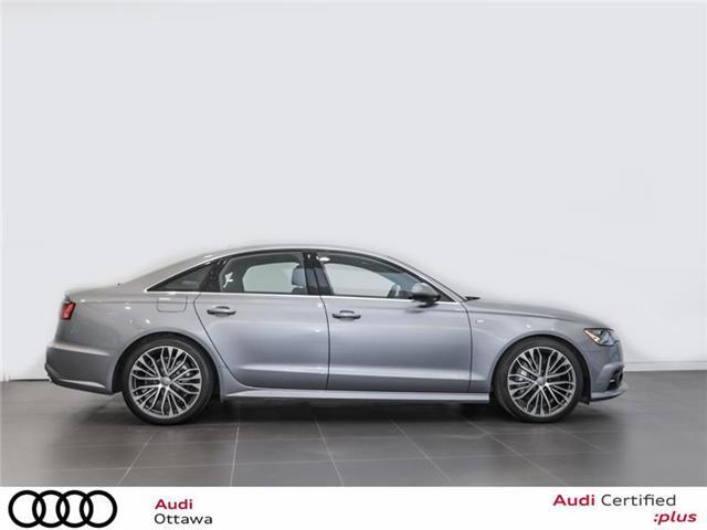 2016 Audi A6 3.0 TDI Technik (Stk: PA499HT) in Ottawa - Image 2 of 22