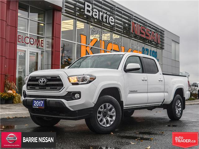 2017 Toyota Tacoma SR5 (Stk: 18743A) in Barrie - Image 1 of 23