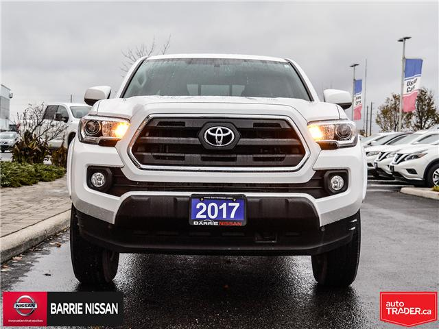 2017 Toyota Tacoma SR5 (Stk: 18743A) in Barrie - Image 2 of 23