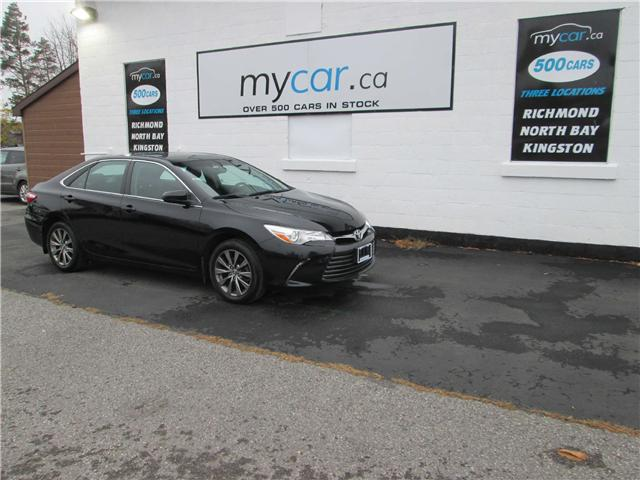 2015 Toyota Camry XLE (Stk: 181654) in North Bay - Image 2 of 14