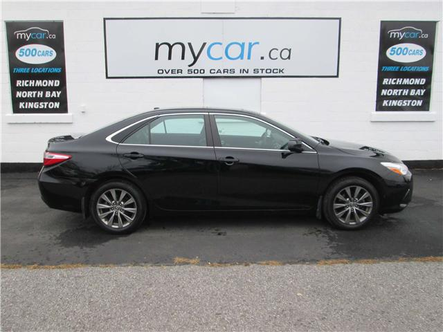 2015 Toyota Camry XLE (Stk: 181654) in North Bay - Image 1 of 14