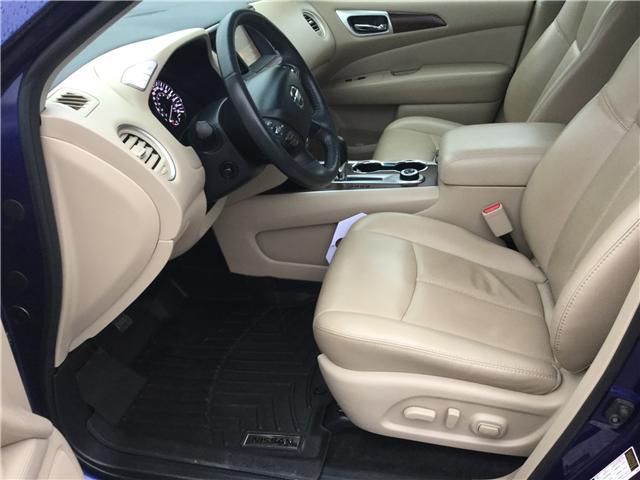 2017 Nissan Pathfinder Platinum (Stk: U164-18) in Stellarton - Image 5 of 18