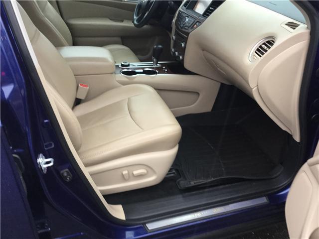2017 Nissan Pathfinder Platinum (Stk: U164-18) in Stellarton - Image 11 of 18