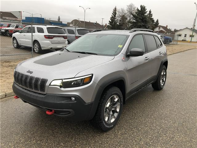 2019 Jeep Cherokee Trailhawk (Stk: T19-20) in Nipawin - Image 1 of 15