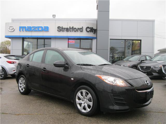 2010 Mazda Mazda3 GX (Stk: 18057D) in Stratford - Image 1 of 18
