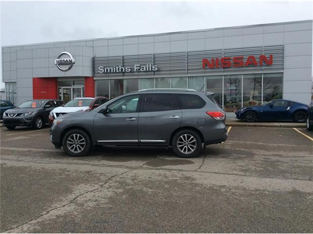 2015 Nissan Pathfinder SL (Stk: 18-213A) in Smiths Falls - Image 1 of 13