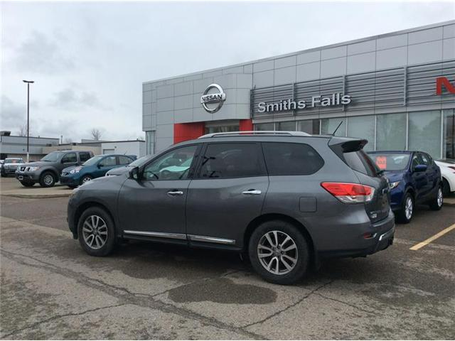 2015 Nissan Pathfinder SL (Stk: 18-213A) in Smiths Falls - Image 3 of 13
