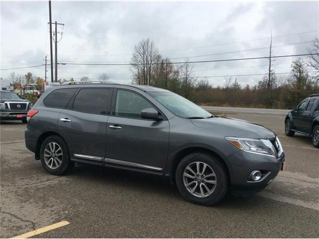 2015 Nissan Pathfinder SL (Stk: 18-213A) in Smiths Falls - Image 5 of 13