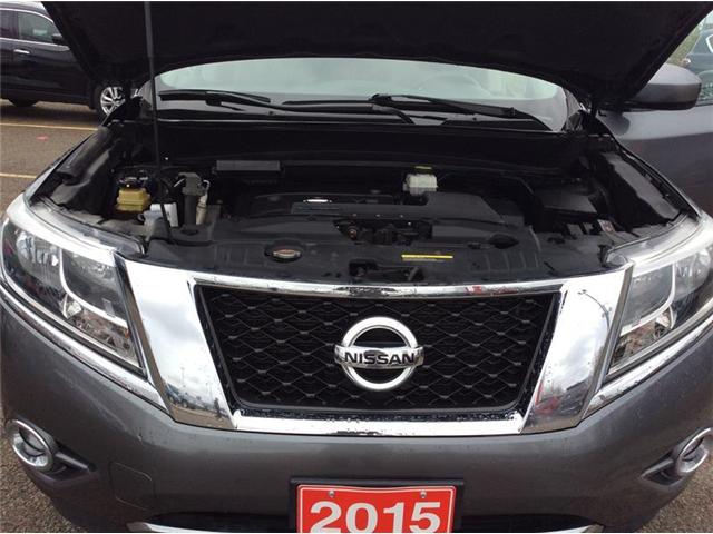2015 Nissan Pathfinder SL (Stk: 18-213A) in Smiths Falls - Image 10 of 13