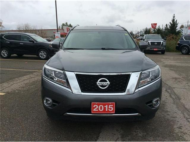 2015 Nissan Pathfinder SL (Stk: 18-213A) in Smiths Falls - Image 11 of 13