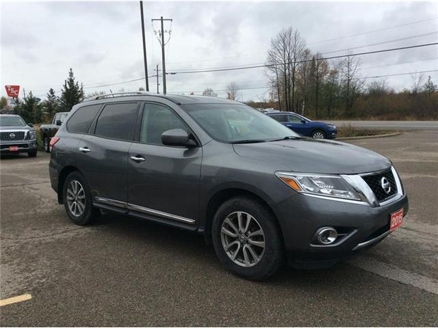 2015 Nissan Pathfinder SL (Stk: 18-213A) in Smiths Falls - Image 12 of 13