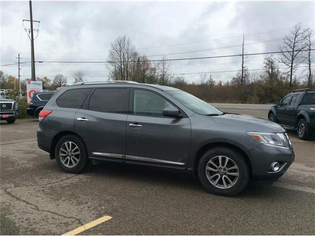 2015 Nissan Pathfinder SL (Stk: 18-213A) in Smiths Falls - Image 13 of 13