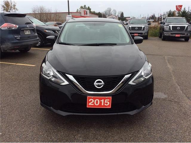 2016 Nissan Sentra 1.8 S (Stk: 18-354A) in Smiths Falls - Image 8 of 13