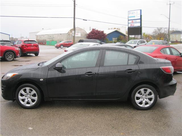 2010 Mazda Mazda3 GX (Stk: 18057D) in Stratford - Image 3 of 18