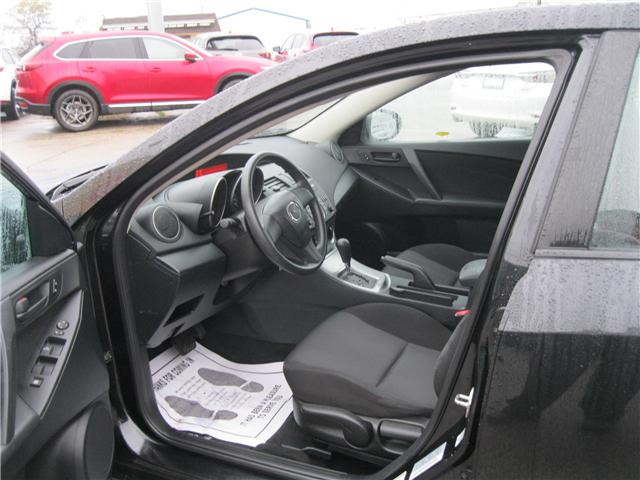 2010 Mazda Mazda3 GX (Stk: 18057D) in Stratford - Image 6 of 18