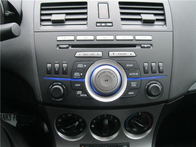 2010 Mazda Mazda3 GX (Stk: 18057D) in Stratford - Image 10 of 18