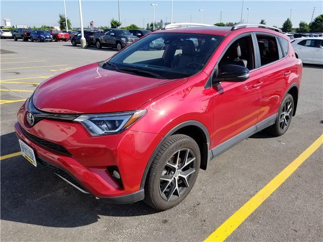 2017 Toyota RAV4 XLE (Stk: 088E1263) in Ottawa - Image 1 of 21