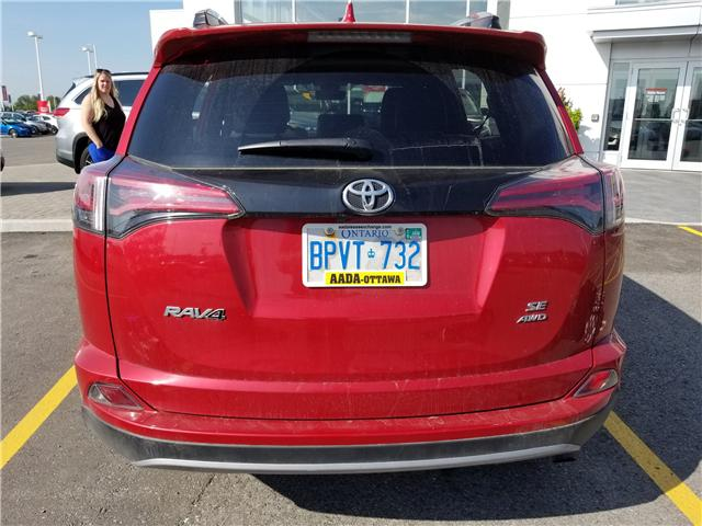 2017 Toyota RAV4 XLE (Stk: 088E1263) in Ottawa - Image 4 of 21
