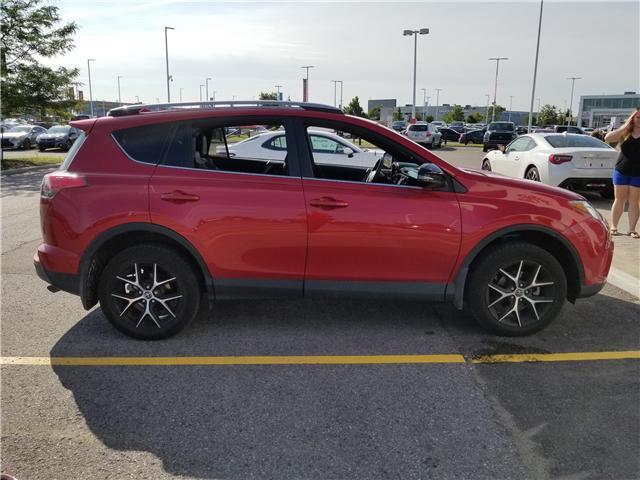 2017 Toyota RAV4 XLE (Stk: 088E1263) in Ottawa - Image 6 of 21
