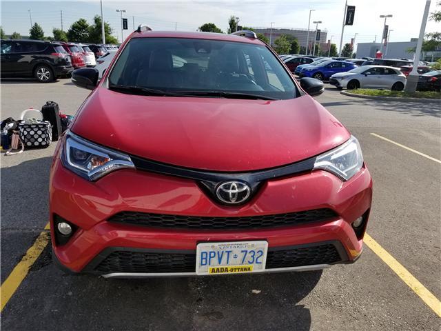 2017 Toyota RAV4 XLE (Stk: 088E1263) in Ottawa - Image 8 of 21