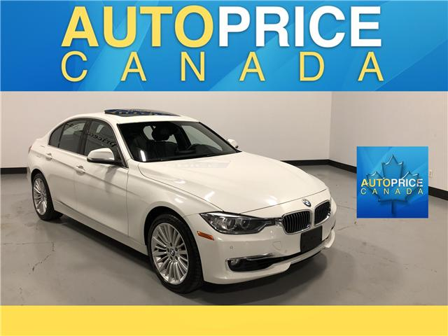2015 BMW 328i xDrive (Stk: B9905) in Mississauga - Image 1 of 28