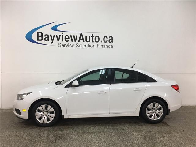 2014 Chevrolet Cruze 1LT (Stk: 33589WA) in Belleville - Image 1 of 23