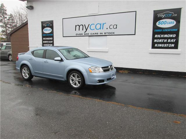 2013 Dodge Avenger SXT (Stk: 181675) in Kingston - Image 2 of 14