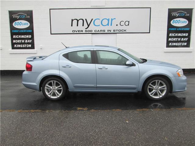2013 Dodge Avenger SXT (Stk: 181675) in Kingston - Image 1 of 14