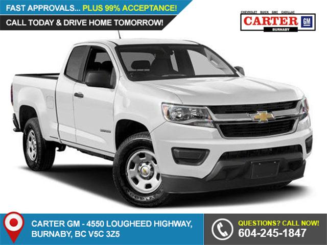 2019 Chevrolet Colorado WT (Stk: D9-65210) in Burnaby - Image 1 of 1