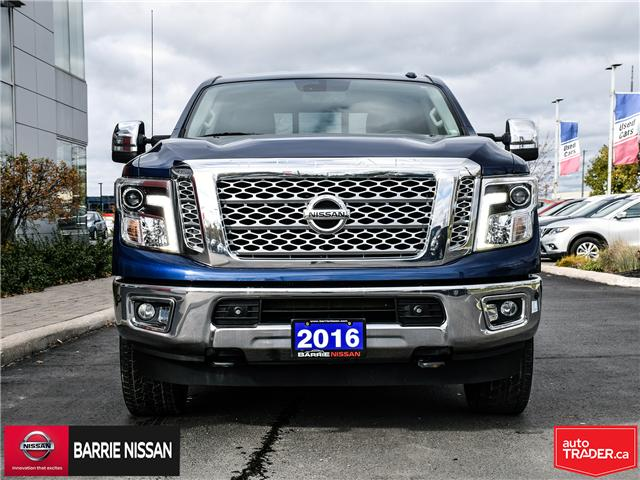 2016 Nissan Titan XD SL Gas (Stk: 18542A) in Barrie - Image 2 of 29