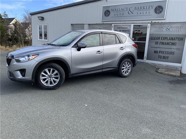 2015 Mazda CX-5 GS (Stk: NEWFOUNDLAND) in Truro - Image 1 of 11