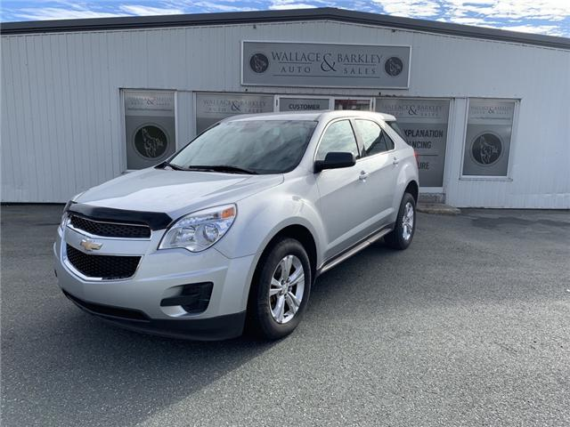 2014 Chevrolet Equinox LS (Stk: NEWFOUNDLAND) in Truro - Image 1 of 11